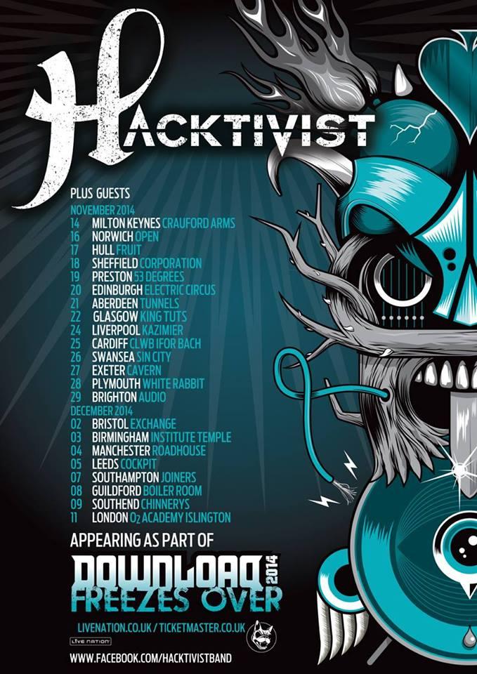 hacktivist november 2014